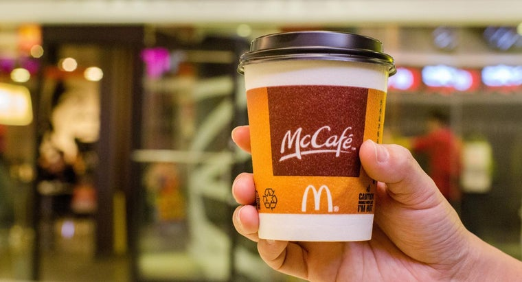 Which Food Category Has a Wide Range of Menu Prices at McDonalds?