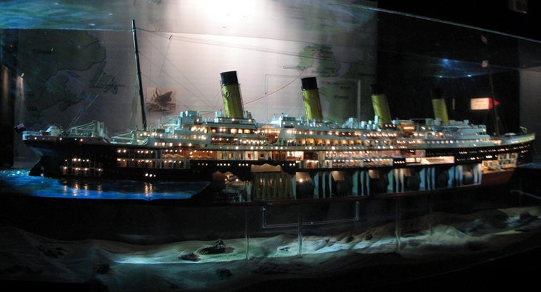 How Many Passengers Were on the Titanic?