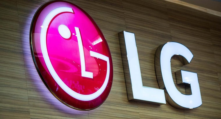 What Do the Different LG Icons Stand For?