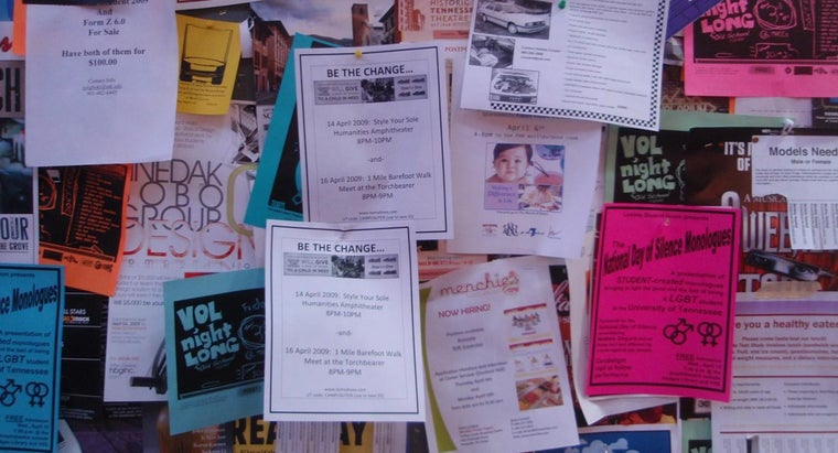 Where Can You Make Flyers for Free?