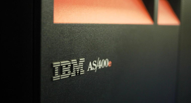 When Was the AS/400 Released by IBM?
