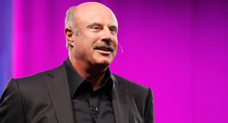 Does the Dr. Phil Show Have Its Own Website?