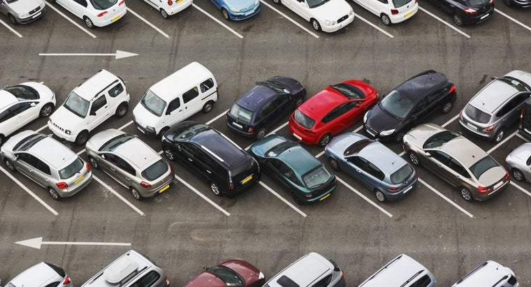 How Do You Locate Your Vehicle in a Large Parking Lot?