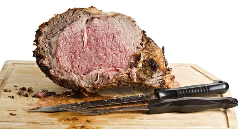 What Is the Typical Cooking Time for a Rib Eye Roast?
