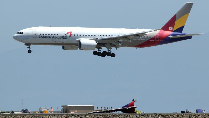 What Countries Does Asiana Airlines Serve?