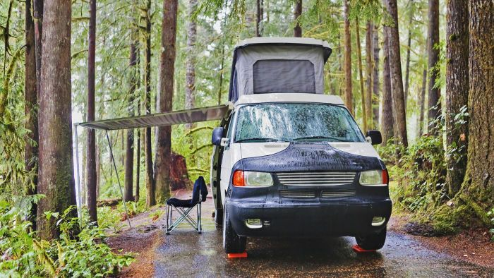 Where can mini RVs be listed for sale?