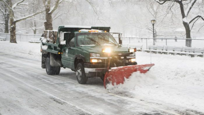 How Do You Install a Snow Plow?