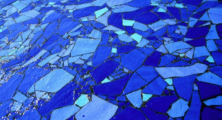 What Are Different Types of Glass Mosaic Tile Patterns?