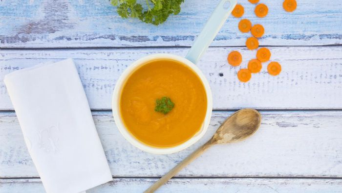 What Is Jamie Oliver's Carrot Soup Recipe?