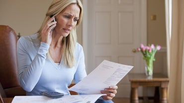 What Important Information Is Provided on a Phone Bill?
