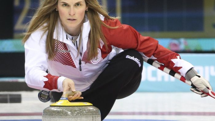 When Are the Canadian Curling Finals Normally Held?