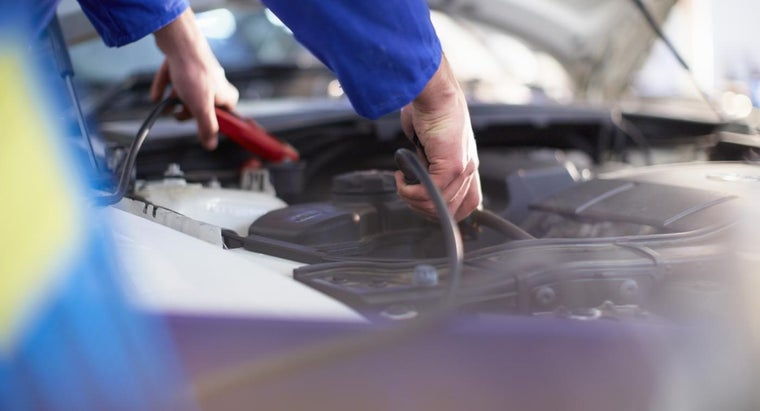 What Types of Car Batteries Does Auto Zone Carry?