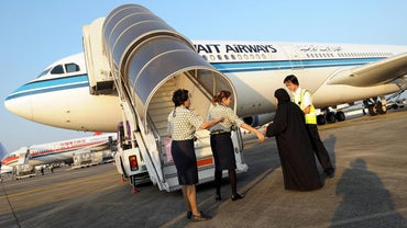 How Do You Check the Status of a Kuwait Airways Flight?