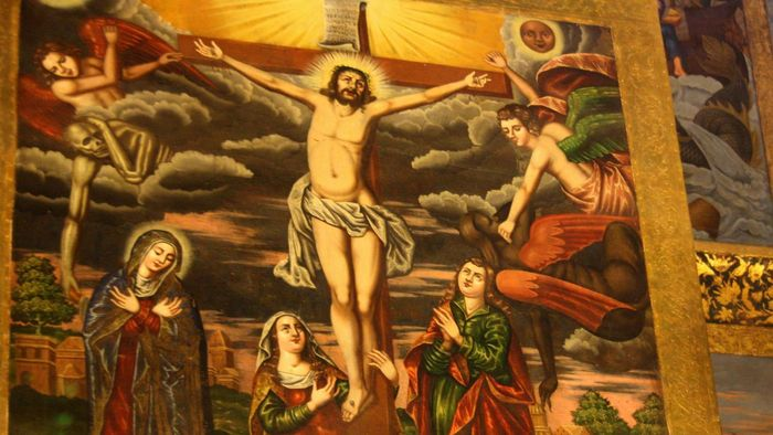 How Can You Find an Artist to Paint a Jesus Picture for You?