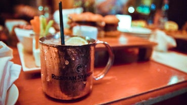 What Is the Recipe for a Moscow Mule?