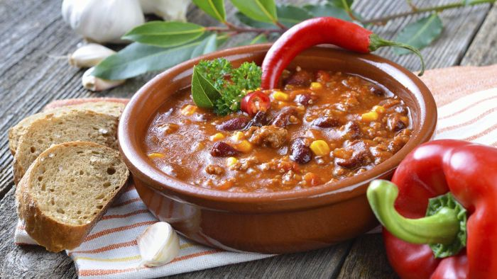 Where Can You Find Chili Cook-Off Recipes?