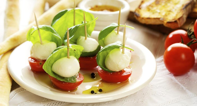 What Are Some Good Cold Appetizer Recipes?