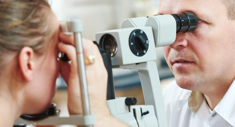 What Does a Test for Glaucoma Involve?