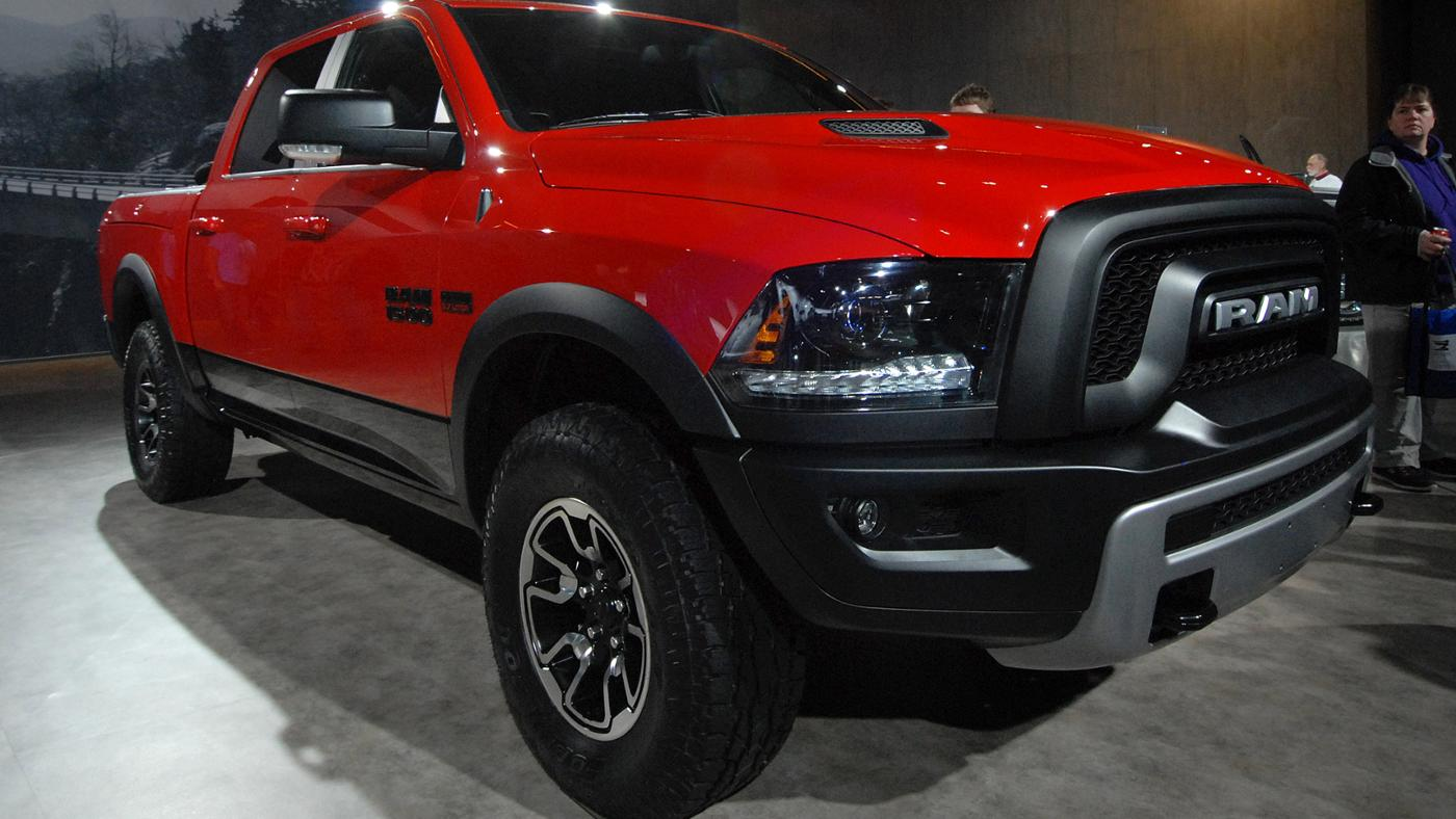 where is the fuel filter on a dodge ram located? reference com Ram 1500 Steering Wheel how big is the 2004 dodge ram 1500 gas tank?