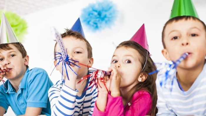 What are some fun places for a child's birthday party?