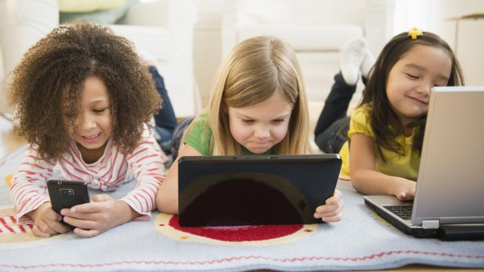 How can you make typing fun for kids?