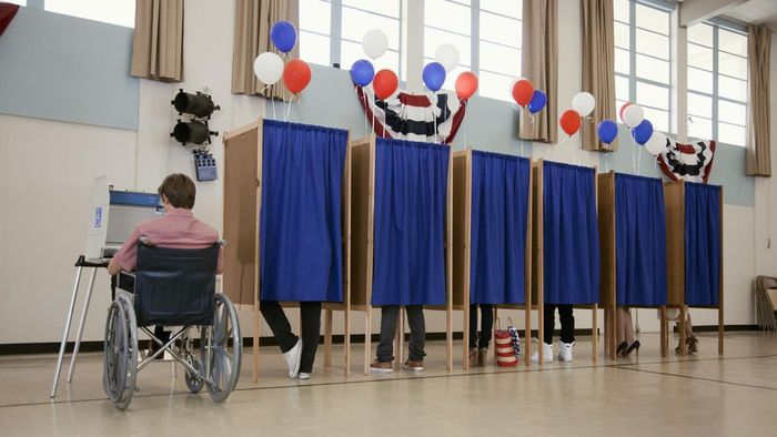 How Do You Find Your Area's Polling Place?