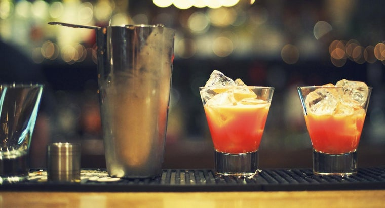 What Basic Equipment Do You Need to Make Alcoholic Drink Recipes?
