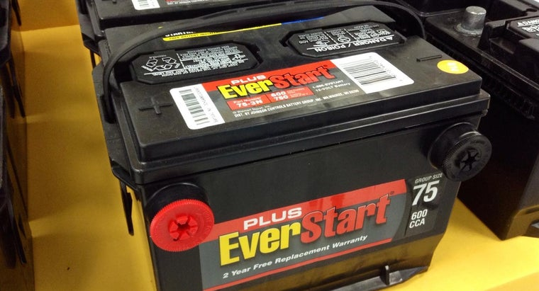 What Is the Average Cost of an Automotive Battery?