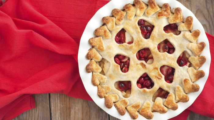 What Is a Recipe for Apple Cranberry Pie?