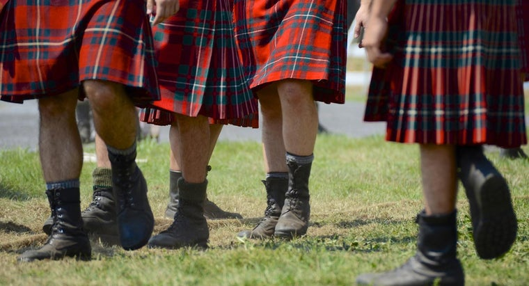 What Is the Significance of the Scottish Tartan?