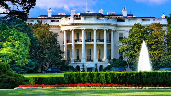 What Was the Original Name of the White House?