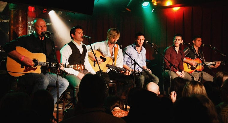 What Are Some CDs Released by the Group Celtic Thunder?