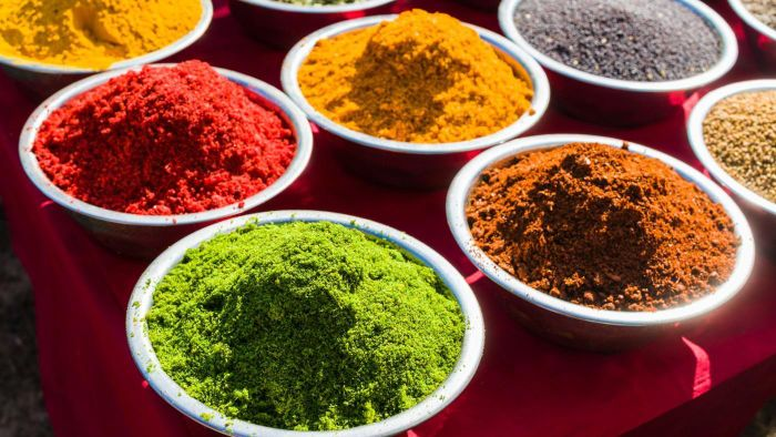 What Are Some Indian Spices?