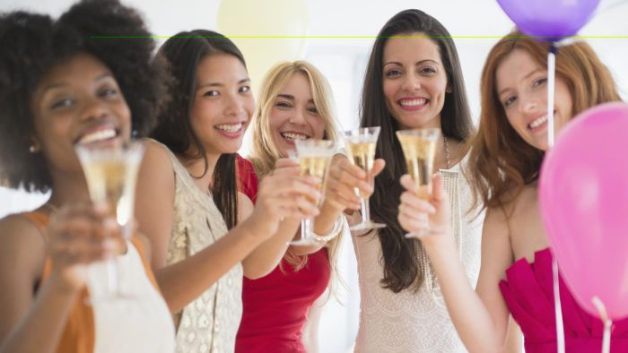 What are some funny bridal shower games?