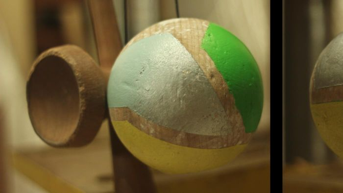 When was kendama invented?