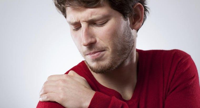 What Are Some Common Causes of Shoulder Pain?