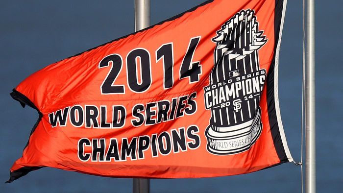 Who won the World Series in 2014?