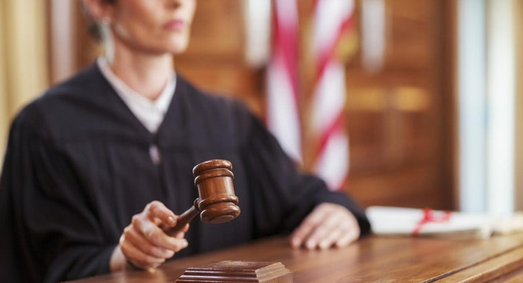 What Are Some Different Types of U.S. Courts?