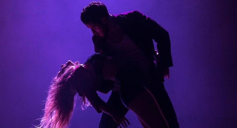 Who Were the Top Contestants on Dancing With The Stars in 2015?