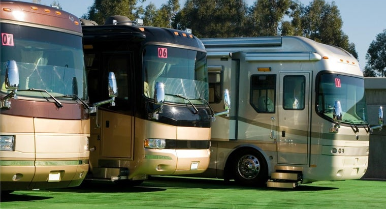 How Can You Find Out RV Motor Home NADA Values?