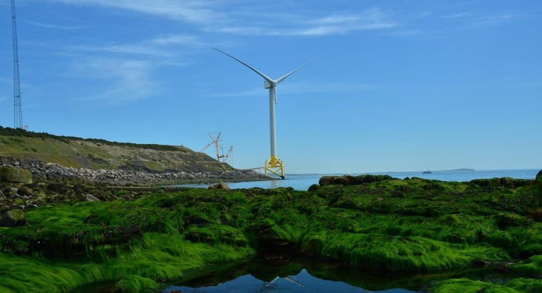 What Are Some Facts About Wind Energy?