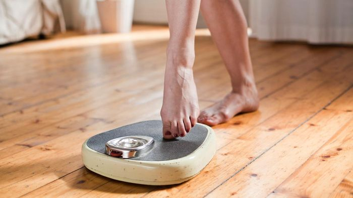 What is the normal weight for women?