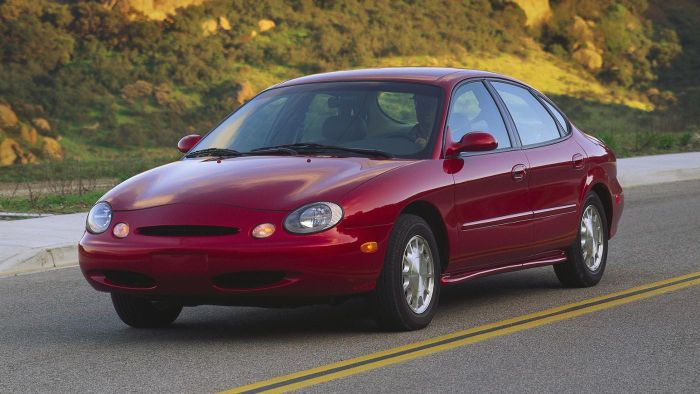 Where Are Ford Taurus Cars Manufactured?