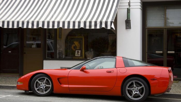 What Is a Corvette Blue Book?
