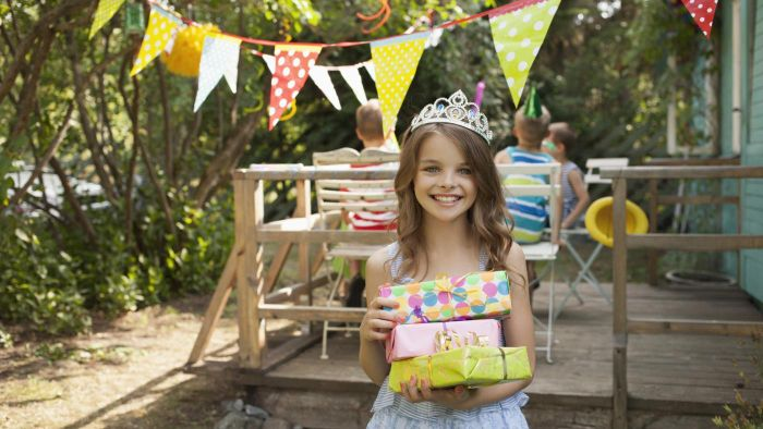 What Do You Get a 10-Year-Old Girl on Her Birthday?