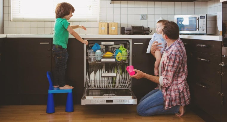 What Are Some Narrow Depth Dishwashers?