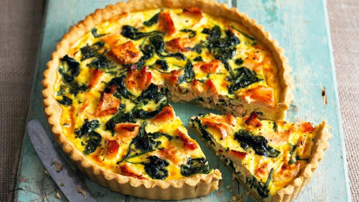 What Is a Simple Egg Quiche Recipe?