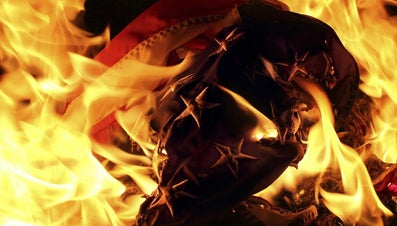 Is It Illegal to Burn the American Flag?