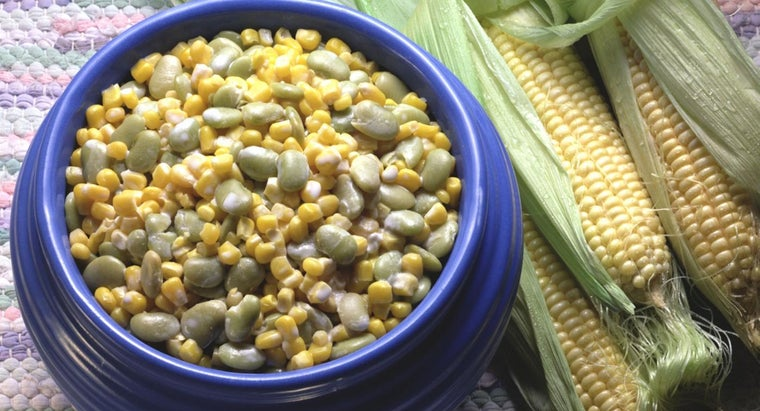 What Is an Easy-to-Follow Recipe for Succotash?