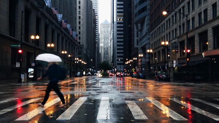 Where Can You Find a List of Total Rainfall by City?